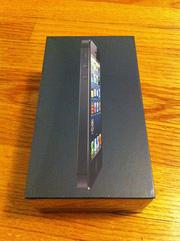 Продажа нового завода разблокирована Apple,  iPhone 5 - 16GB/32gb/64gb